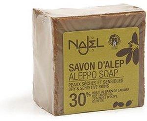 Najel Traditional Natural Soap Laurel Dry and Sensitive Skin (170g)