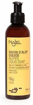 Najel Aleppo Liquid Soap with Chamomile (200ml)