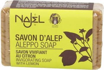 Najel Aleppo Soap with Lemon (100g)