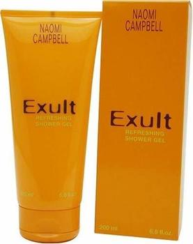Naomi Campbell Exult Shower Gel (200 ml)