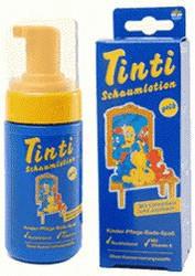 Tinti Schaumlotion (100 ml)