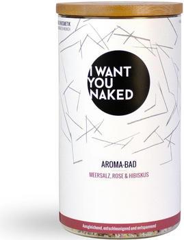 I Want You Naked Aroma-Bad Rose & Hibiskus (620g)