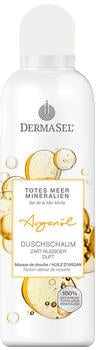 DermaSel Limited Edition Totes Meer Mineralien Duschschaum Arganöl (200ml)