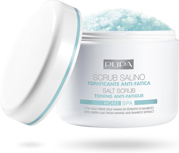 Pupa Salt Scrub Toning Anti-Fatigue (350g)