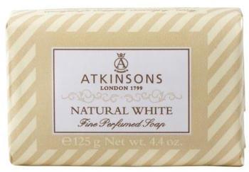 Atkinsons Natural White Perfumed Soap (125g)