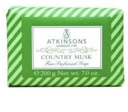 I Coloniali Country Musk Perfumed Soap (125g)