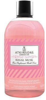 Atkinsons Regal Musk Perfumed Bathfoam (500ml)