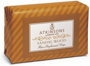 Atkinsons Sandal Wood Perfumed Soap (200g)