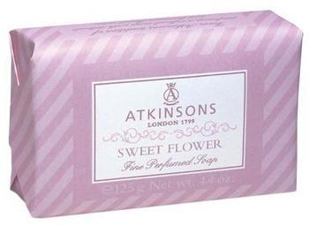 Atkinsons Perfumed Soap Sweet Flower (125g)