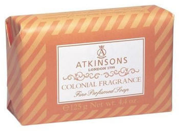 Atkinsons Colonial Fragrance Fine Perfumed Soap (125g)