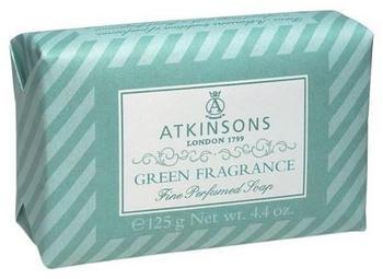 Atkinsons Green Fragrance Perfumed Soap 125g)