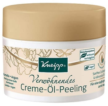 Kneipp Verwöhnendes Creme-Öl-Peeling (200ml)