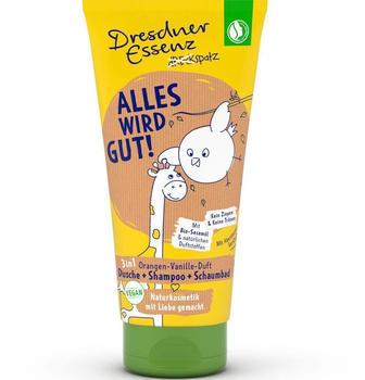 Dresdner Essenz 3in1 Duschgel Alles wird gut! (200ml)
