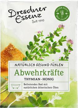 Dresdner Essenz Gesundheitsbad Abwehrkräfte (60g)