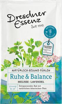 Dresdner Essenz Gesundheitsbad Ruhe & Balance (60g)