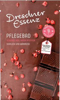 Dresdner Essenz Pflegebad Schokolade/Rosa Pfeffer (60g)