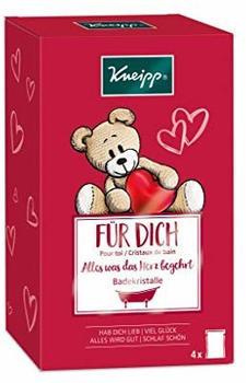 Kneipp Badesalz Geschenk-Set Für dich (3 x 60g)