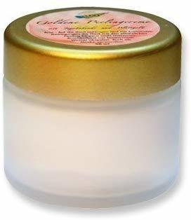 Chi Enterprises Goldene Peelingcreme mit Jojobabeads (50 ml)