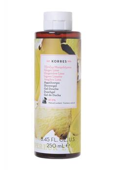 Korres Ginger Lime Duschgel (250ml)