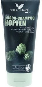 Cosnature Dusch-Shampoo 3in1 Hopfen (200ml)
