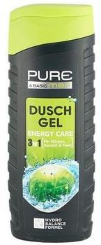 Pure & Basic Men Duschgel Energy Care 3 in 1 (300 ml)