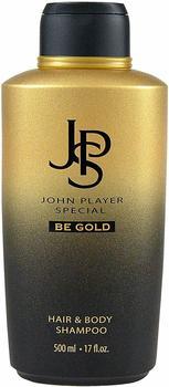 John Player Special Be Gold Hair & Body Shampoo (500ml)