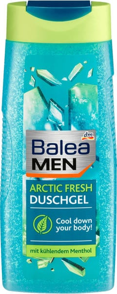 Balea Men Duschgel Arctic Fresh (300ml)