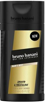 Bruno Banani Man's Best Hair & Body Showergel (250ml)