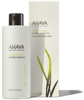 ahava-deadsea-plants-shower-bath-oil-250ml