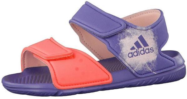 Adidas AltaSwim K super purple/haze coral/easy coral