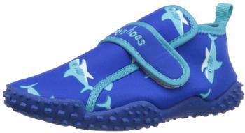 Playshoes UV-Schutz Aqua-Schuh Hai blau