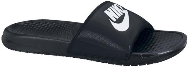 Nike Benassi JDI (343880) black/white