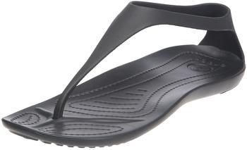 Crocs Sexi Flip black/black