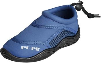 Pi-Pe Watersports Badeschuh Active Aqua Shoes Junior blue