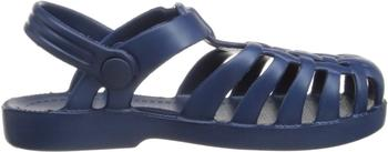Playshoes Beach-Sandale (173990) rot