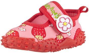 Playshoes UV-Schutz Aqua-Schuh Erdbeere