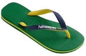 Havaianas Brasil Mix green/navy blue