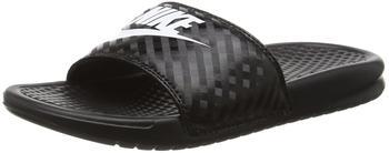 Nike Benassi JDI Women (343881) black/vivid pink