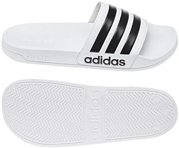 Adidas Cloudfoam Adilette Slide ftw white/core black/ftw white