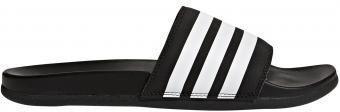 Adidas Adilette Cloudfoam Plus Stripes core black/ftwr white/core black