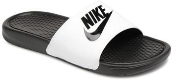 Nike Benassi JDI white/black