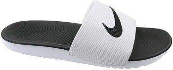 Nike Kawa Slide GS (819352) white/black
