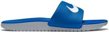 Nike Kawa Slide GS (819352) hyper cobalt/white