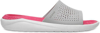Crocs LiteRide Slide pearl white/white