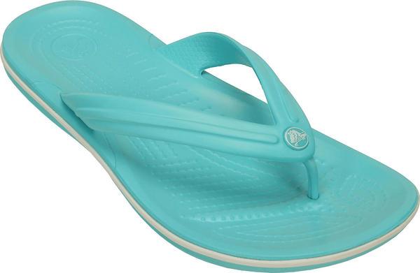 Crocs Crocband Flip pool/white