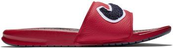 Nike Benassi JDI Chenille (AO2805) gym red/obsidian/white-dark