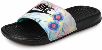 Nike Wmns Benassi JDI Print pure platinum/black