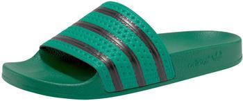 Adidas Adilette Slides bold green/core black/bold green