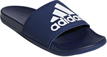 Adidas Adilette Cloudfoam Plus Logo Slides