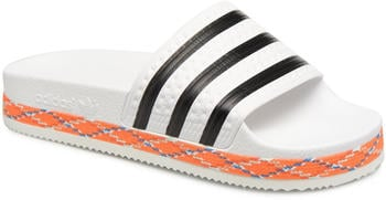Adidas Adilette New Bold Slipper W ftwr white/core black/ftwr white